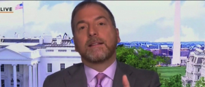 Chuck Todd Says He Thinks DC, Puerto Rico Will Be States 'By The End Of This Decade'