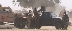 FACT CHECK: Does This Video Show A Firefight Occurring In Chad?