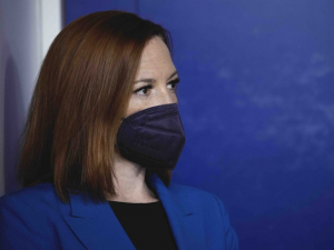 Jen Psaki Admits Biden Has Never Joined COVID Call with Governors: 'I'm Not Sure There's, Like, a Big Controversy Here'
