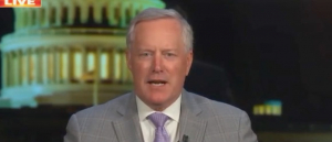 'The US Gymnastics Team Would Be Very Proud': Mark Meadows Says The CDC Is Scrambling To Keep Control Of People's Lives