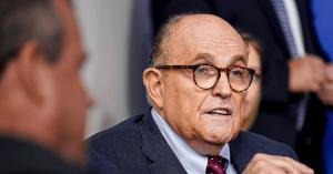 Giuliani: FBI Refused Hunter Biden's Hard Drives During 'Illegal, Unconstitutional' Raid