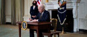 FACT CHECK: Did Joe Biden Sign 96 Executive Orders In 100 Days?