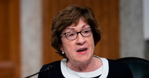 Susan Collins: 'Liz Cheney Is a Woman of Strength and Conscience'