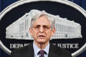 Attorney General Garland: Biden DOJ Budget Includes $85M Increase to Probe Domestic Terrorism Cases