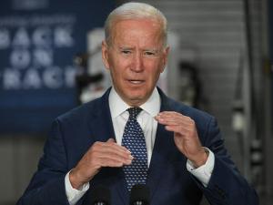 Joe Biden Details Vaccine Push for 'Less Eager' Americans
