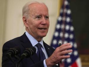 Fact Check: Joe Biden Repeats False Claim of Vaccine 'Turnaround'