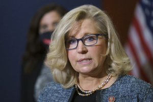 Rep. Lance Gooden Calls for Liz Cheney to Be Removed from House GOP Leadership