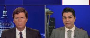 'Vaccination Segregation': Jason Rantz Tells Tucker Carlson That Washington State Is Introducing COVID-19 Vaccine Passports