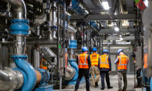 Water District Partnership Brings Increased Water Supply, Habitat Restoration