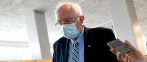 Democratic Socialist Bernie Sanders: 'Not My Job To Tell Parents Or Kids To Get Vaccinated'
