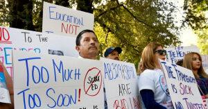 Report: School Boards Emerge as the Next Political Battleground