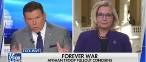 Bret Baier, Liz Cheney Go At It Over Russian Bounty Story
