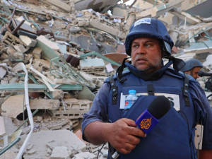 AP Denies Any Knowledge Gaza Office Building Was Shared with Hamas Terrorists
