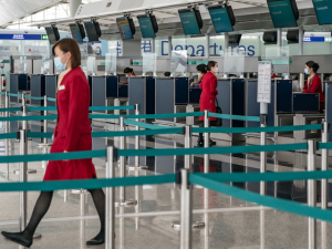 Struggling Hong Kong Airline Sells In-Flight Food Carts Online