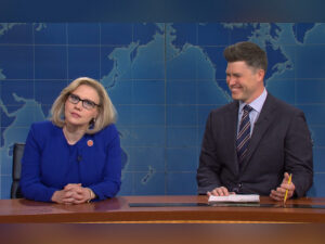 SNL Cruelly Mocks Liz Cheney Despite Diehard Never-Trump Virtue Signaling