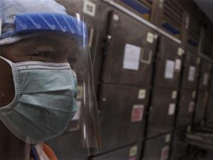 Coronavirus: Malaysia Converts Shipping Container to Morgue