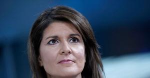 Nikki Haley Slams Joe Biden over Call for Israel to 'De-escalate'
