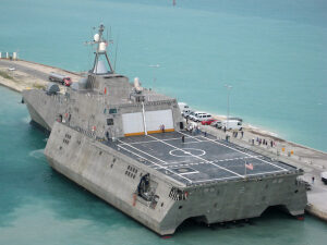 U.S. Navy to Decommission First Littoral Combat Ships This Year
