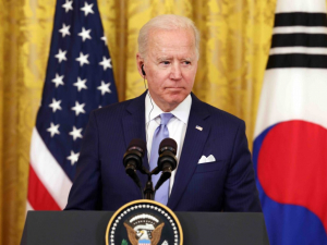 Biden Fails to Condemn Antisemitic Attacks by Pro-Palestinian Activists Nationwide