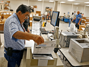 Arizona Secretary of State Says Maricopa County Election Machines May Be Decertified