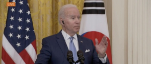As Slew Of Progressives Push Back Against Israel, Biden Declares That His Party 'Still Supports' Country