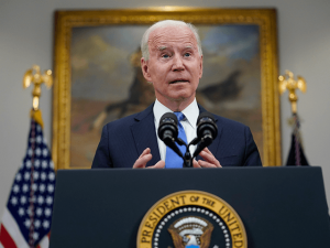 Biden Budget Proposes $6 Trillion Annual Spending as Inflation Soars to 29-Year High