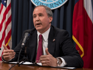 Texas AG Paxton: 'Only Reason' Anyone Would Be Against Voter ID Is to Allow Cheating