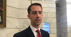 Cotton: If China Keeps Covering Up, It's 'Reasonable' to Conclude Virus Came from Lab