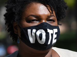Stacey Abrams: Election Integrity Bills Are 'Subversion of American Democracy'