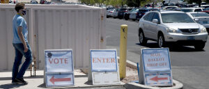 Nevada To Hold First Presidential Primary Of 2024 Election Cycle