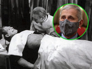 Pinkerton: Dr. Fauci, Meet Dr. Frankenstein – Did 'Gain of Function Research' Create a Monster?