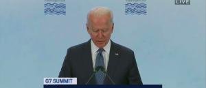 A Visibly Confused, Tired-Looking Joe Biden Mixes Up Libya, Syria Three Times In Speech On Russia