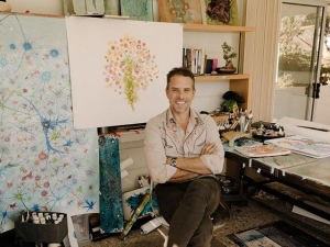 NYC Gallery Owner Predicts Hunter Biden's Artwork Will Sell over Double Its Worth Because of His Family Name