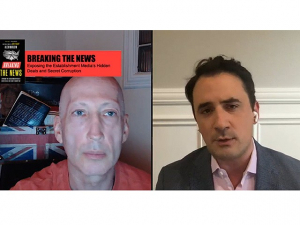 Adam Townsend: 'They're Attacking Breitbart' Because It 'Refuses to Comply' with 'Thought Reform'