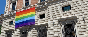 US Embassies To Fly LGBTQ 'Progress' Flags, Blinken Says