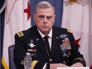 Blue State Blues: Gen. Mark Milley Chooses His Politics –