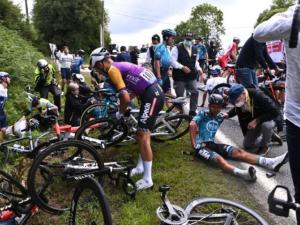 Authorities Arrest Fan Involved in Tour de France Crash