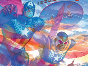 Independence Day: Marvel Comics Makes Captain America Say American Dream 'Is a Lie'