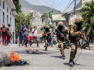 'Burn Them!': Mob Tries to Lynch President Assassination Suspects in Haiti