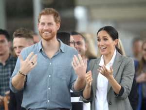 Population Control Charity Awards Meghan and Harry for 'Enlightened Decision' to Have Only Two Children