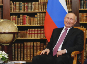 Report: Documents Appear to Show Putin Ordered Effort to Support Trump in 2016