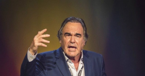 Director Oliver Stone Slams the Cancel Culture 'Witch Hunt' and Twitter for Banning Trump: 'It's Shocking!'
