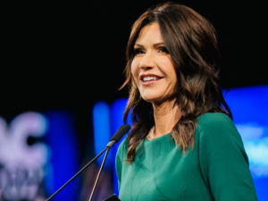 Exclusive — Gov. Kristi Noem: Critical Race Theory 'All About Power,' 'They Want More Control Over Your Life'