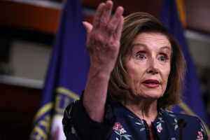 Nancy Pelosi Refuses Vote on Bipartisan 'Infrastructure' Deal, Holds It Hostage for $3.5 Trillion Reconciliation Package