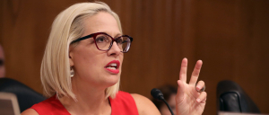 Sinema Says No To $3.5 Trillion Reconciliation Package
