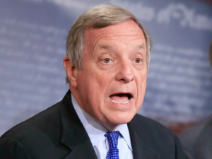 Durbin: So Many Americans Are 'Desperate to Believe' Trump's 'Manufactured Madness' that He Won 2020