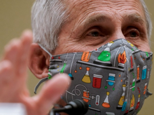 Fauci: Maskless Are 'Encroaching' on Others Right to Not Get Sick