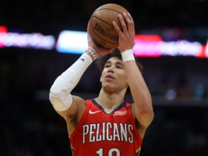 LAPD Union Demands NBA Punish Jaxson Hayes for Alleged Assault on Cops, Using N-Word