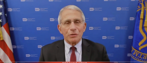 Fauci Says Everyone Is Likely To Need Booster Shots 'At Some Time In The Future'