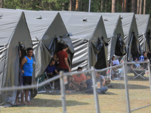 Migrant Crisis: Fiftyfold Increase in Illegal Border Crossings to Lithuania Compared to 2020